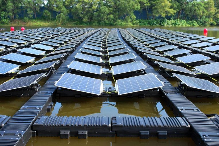 HDB exploring floating solar panels in open sea, Environment News & Top Stories