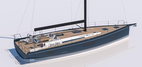 Beneteau brändidel 34 uut mudelit | International Boat Industry