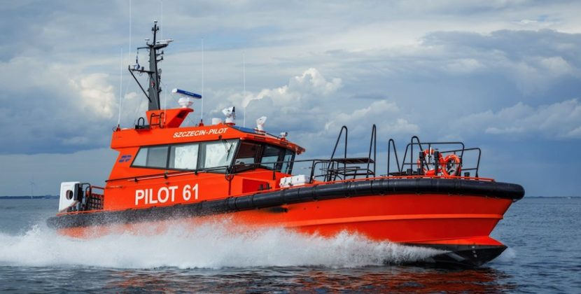 VESSEL REVIEW | Pilot 61 – Ice-capable pilot boat for Poland's Swinoujscie and Szczecin harbours – Baird Maritime
